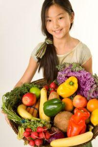 Овощи для человека